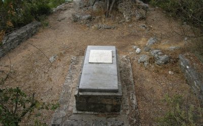 Wilhelm Dorpfeld's Grave