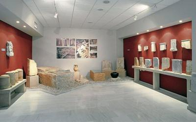 archaelogical museum of lefkada