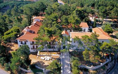 monastery faneromenis