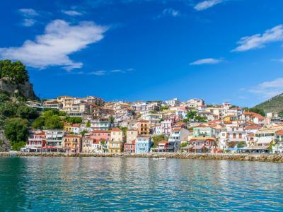 From Lefkada to Parga